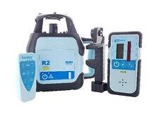 Hedue Rotationslaser R2 Laser  R131 mit Akku + Empfänger im Hedü T-Loc Systainer