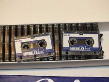 Micro Cassettes Cassette Tapes Micro Word Audio MC60 MC90 Sony 26 Tape Lot