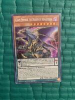 Yugioh Chaos Emperor, The Dragon Of Armageddon BLAR-EN051 Secret Rare 1st Ed NM