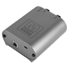 Martin Professional M-DMX USB to DMX Interface with USB Cable