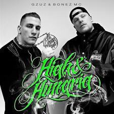 High & Hungrig - Boxset Inkl.2CD,Papers,Geldklam von Gzuz & Bonez MC (2014)