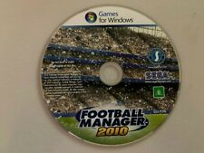 Fußball Manager 2010 (PC Windows Mac) game Disc Only