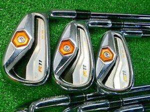 Taylormade r11 Iron Set 7-9+PW+AW+SW RH NS Pro 950GH Regular Flex G2881
