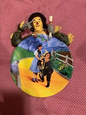 Bradford Exchange Wizard of OZ Collector's Plate