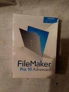 FileMaker Pro 10 Advanced UPGRADE