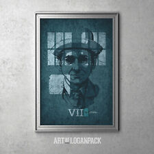 VII - Doctor Who - Sylvester McCoy as The Seventh Doctor - Im The Doctor Series
