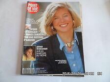 POINT DE VUE N°2268 16/01/1992 LADY HELEN WINDSOR ASTRID BELGIQUE   I107