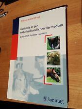 Geriatrie in der naturheilkundlichen Tiermedizin Homöopathie Fachbuch Striezel