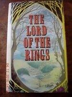 The Lord Of the Rings BCA Hardback 1974 J R R Tolkien