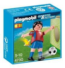 """Playmobil® 4730 - Fußballspieler """"Spanien"""" Fußball Trikot Nr. 7 - NEU !"""