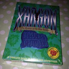 "SEALED! XARGON 2 Windows PC Version 3 1/2"" Floppy Disk GAME The Secret Chamber"