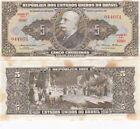 Brasile banconota 5 cruzeiros