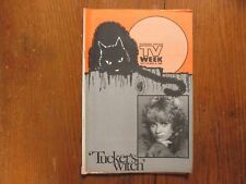 Oct 31-1982 Lancaster Pa TV Week Mag(TUCKER'S WITCH/CATHERINE HICKS/KENNETH MORE