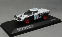 Minichamps Lancia Stratos RAC Rally 1979 Markku Alen 430791202 Ltd 504 1/43 NEW
