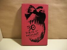 30 DAYS OF NIGHT COLLECTOR'S SET SIGNED