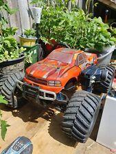 Thunder tiger mta4 s28 nitro monster truck. Rare....Rare