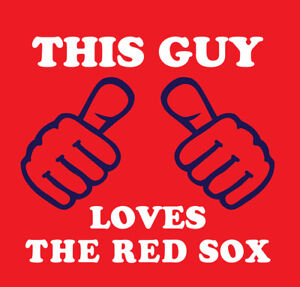 This Guy Loves The Red Sox shirt Boston baseball Redsox JD Martinez Sale Verdugo