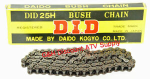 25H x 104L D.I.D Engine Timing Cam Chain for 1999-2005 Arctic Cat 250 ATVs