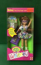 """1994 Polly Pocket """"WHITNEY"""" NRFB By Mattel No.12983"""
