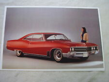 1967 BUICK WILDCAT  HARDTOP   11 X 17  PHOTO  PICTURE