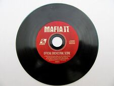 Mafia 2 Soundtrack From Collectors  Edition PS 3 Xbox 360 Disk Only