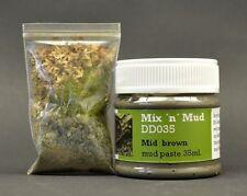 DioDump DD035 Mix ´n´ Mud  mid brown mud paste- weathering & diorama effects