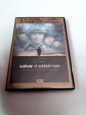"""DVD """"SALVAR AL SOLDADO RYAN"""" STEVEN SPIELBERG TOM HANKS EDWARD BURNS MATT DAMON"""