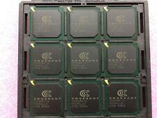 (2 PIECE LOT) CX24462-11, 24462-11, 506654-001-00 CONEXANT IC, ASIC, SM, BGA-456