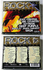 ROCK COLLECTION Frijid Pink, Thin Lizzy, Free, Rainbow... Universal 3-CD-Box TOP