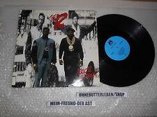 "LP Hiphop Eric B. & Rakim - The R 12"" (3 Song) UNI REC / US PRESSING"