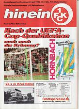 BL 93/94 1. FC Kaiserslautern - Borussia Dortmund
