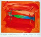 Howard Hodgkin Sky's The Limit Serigraph Edition of 500