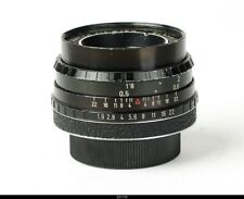 Lens Schneider  Xenon 1.9/50mm for Pentax M42 #10049738