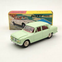 Atlas Dinky Toys 514 ALFA ROMEO GIULIA 1600 TI Diecast models Collection 1:43