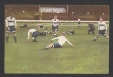Soccer Football Russia Dynamo Scarce 1954 Sports Card from the Netherlands