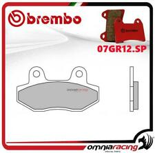 Brembo SP - pastillas freno sinterizado trasero para Hyosung GT650 2004>