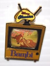 Disney Movie Classics Television TV Pin DLR Bambi LE 1000