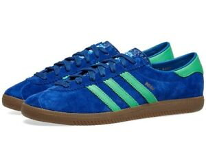 ADIDAS Originals Bern men's women's shoes trainers EE4927 city series blue suede