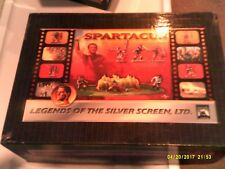 "CONTE SPARTACUS ""THE BURNING LOG"" DIORAMA WOW OLD STOCK."