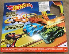 Hot Wheels Challenge Level Slot Car Set Complete Model 83130 - Tested & Working