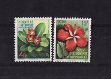 Nouvelle-Calédonie  fleurs  flore   num: 288/89   neuf **
