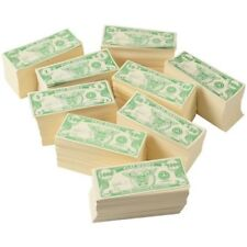 1000 - Assorted Value Paper Money $1, $5, $10, $20, $50, $100, $500, $1000