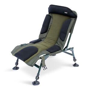 ABODE® Carp Fishing Camping Folding Sport Lo-Chair