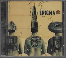 CD ALBUM 12 TITRES--ENIGMA N° 3--LE ROI EST MORT VIVE LE ROI--1996