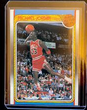 1988 Fleer Michael Jordan #120 All Star Chicago Bulls - Free Shipping