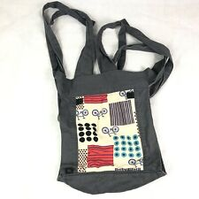 5bed86b3c29 Mei Tai Baby Carrier Bicycle Print Gray Red Classic