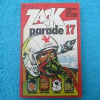 ZACK Parade 17 Comic Comics 1976 Taschenbuch Koralle Verlag