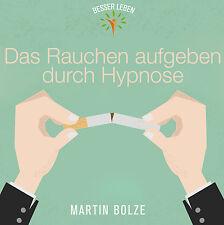 Hypnose CD le ruachen abandonner par hypnose de Martin Bolze