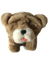 Little Live Pets 28669 My Kissing Puppy Plush Toy Interactive Electronic Dog