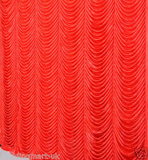 Red Austrian Curtain (3Mx3M)